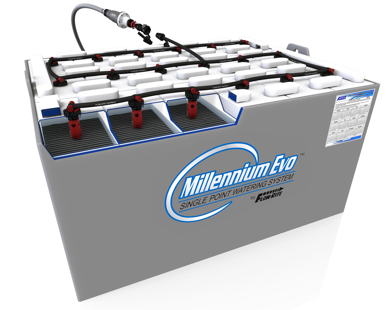 Millennium Evo Battery